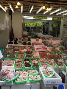 Chợ Ameyoko Ueno 1