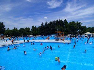 Bể bơi Shirakobato - Saitama