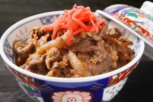 Gyudon - Món ăn Nhật Bản ngon bổ rẻ